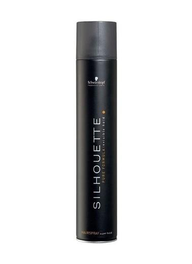 Schwarzkopf Sılhouette Super Hold 750 Ml Renksiz